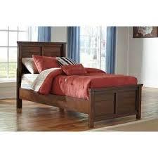 twin bed headboard footboard ashley leo twin bedroom set