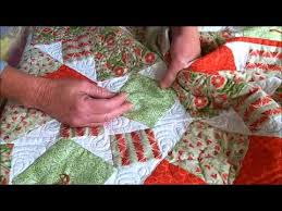 How to Tie a Quilt Video - YouTube & How to Tie a Quilt Video Adamdwight.com