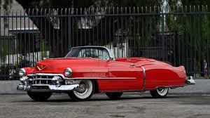 1953 Cadillac Eldorado Convertible   S189   Kissimmee 2016
