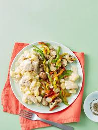Abnehmen mit kartoffeln und gemüse