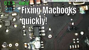 Macbook Pro Charger Not Working No Green Light Methodology To Fast Logic Board Problem Solving Macbook Pro No Green Light