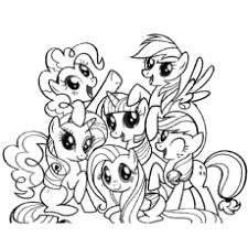 Small Picture My Little Pony Printables Coolagenet