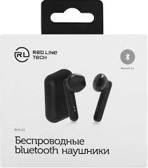 Купить <b>Наушники</b> с микрофоном <b>REDLINE BHS</b>-<b>22</b>, Bluetooth ...