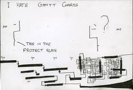 I Hate Gantt Charts All Shirt I Hate Gantt Charts