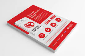 Design Flyer App Love Food Love Preston App Showcase Design