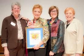 Mermelstein winner with family | Jewish Family and Community Services of  Pittsburgh