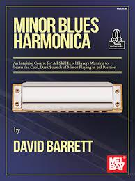 Harmonica Third Position Chart Minor Blues Harmonica Ebook Online Audio Mel Bay