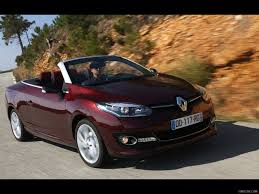 2015 Renault Megane Coupe-Cabriolet - Front | HD Wallpaper #29