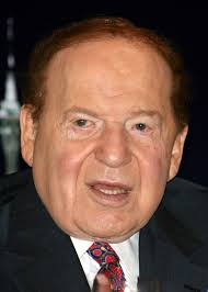 Image result for sheldon adelson