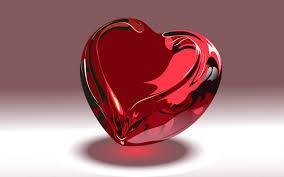 valentines heart wallpaper. Brilliant Heart With Valentines Heart Wallpaper