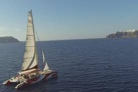 Dream Catcher Boat Santorini Santorini Sailing Dream Catcher with BBQ Lunch and Drinks 100 10
