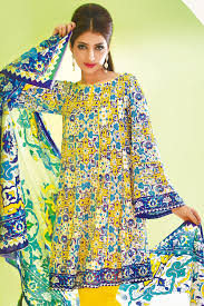 Gul Ahmed Design 2017 Buy Gul Ahmed Lawn Volume 01 Collection 2017 Designer