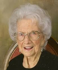 Mollie Lyons Barger (1906-2008) - Find A Grave Memorial