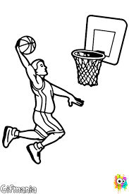 Basketball Drawing Pictures Basketball Slam Dunk Basketball Slamdunk Drawing Baskets