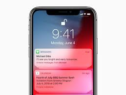 Ios 11 Design Guide A Guide To Getting Ready For Ios 12 Notifications For