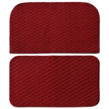 red kitchen rugs. Garland Town Square 2-Piece Kitchen Rug Set In Red Rugs S