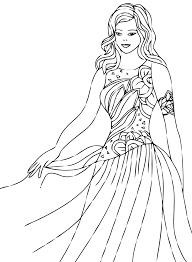 Coloriage De Princesses Imprimer Imprimer Le Dessin Imprimer Le