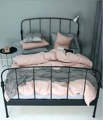 rose colored bedding sets see the light pink comforter set queen this romantic dusty pink bedding