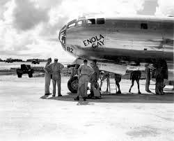 Enola gay and the court of
