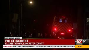 Tenants Evacuated During Police Incident At Elizabethtown