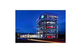 Vending Machine Company Unique Carvana Receives Permit For Eightstory Car Vending Machine On