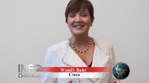 Wendy Bahr en el Cisco Partner Summit 2016 - YouTube