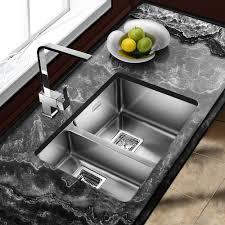 franke kitchen sinksfranke sinks undermount sink stainless steel grade franke ellipse 22 in x 33 onyx double basin granite drop