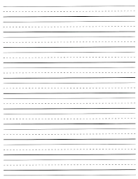 Lined Paper Printable Ruled Template Indesign Puntogov Co