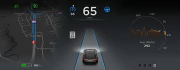 Car Ux Design A Look At Teslas Autopilot Feature Have They Solved The Ui