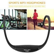 Tai nghe thẻ nhớ thể thao Mp3 Sport không dây - Tai nghe Bluetooth nhét Tai