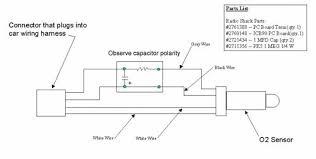 bosch o2 sensor wiring diagram manual the best wiring diagram 2017 5 wire oxygen sensor wiring diagram at Bosch Oxygen Sensor Diagrams