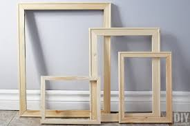 how to make wood frames the quick and easy diy way you won