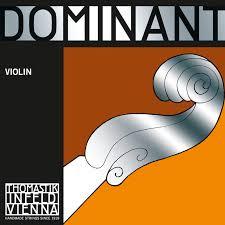 Dominant Violin String Color Chart Dominant Violin Orchestral Strings Products Thomastik