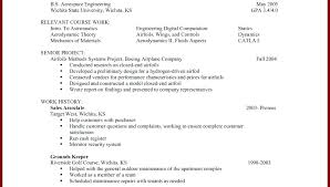 How To Make A High School Resume High School Resumes With No Blank