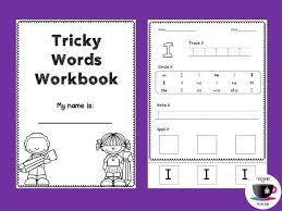 Words are attached to the wall with velcro, so you can easily put on and remove the words. Tricky Words Worksheets Phonics Tricky Words Jolly Phonics Tricky Words Jolly Phonics