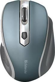 Беспроводная оптическая <b>мышь Defender Safari MM-675</b> синий ...