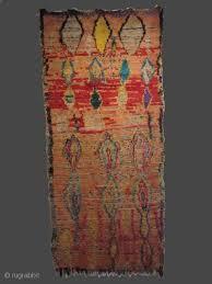 vintage berber rugs boujaâd berber rug painting more than a weaving wool recycled cloths