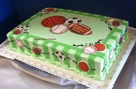 birthday cakes for boys sports. Exellent Boys Amazing 1st Birthday Sports Cakes For Boys Intended A