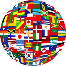 Resultado de imagen de bandera paises