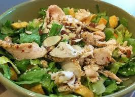 panera asian chicken salad. Plain Asian Panerau0027s Asian Sesame Chicken Salad Intended Panera