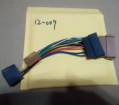 popular ford wire connectors buy cheap ford wire connectors lots shipping iso radio adapter for ford jaguar lincoln mercury wiring harness connector wire lead cable
