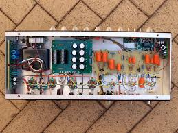 Dumble Speaker Cabinet Just Finished Building A Dumble Overdrive Special Guitar Amp For A