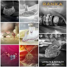 Ranka Jewellers Jewellery Designs Ranka Jewellers Is Serving Loyalty Royalty For 140 Years