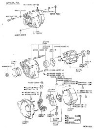 Toyota knock sensor wiring diagram