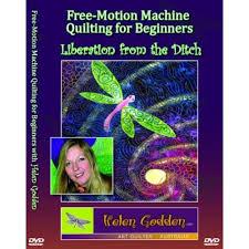 Free-Motion Machine Quilting for Beginners DVD   All for me ... & Free-Motion Machine Quilting for Beginners DVD Adamdwight.com