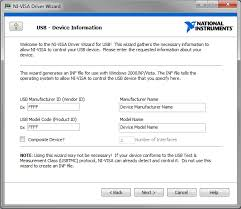 yes the usb device information windows is displayed as shown in figure 5