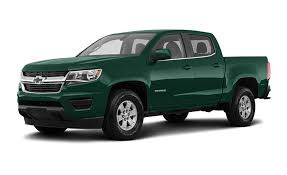 Cab To Axle Body Length Chart Ford 2020 Chevrolet Colorado Features And Specs Car And Driver