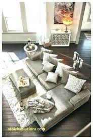rugs for sectional sofa family room area rugs how to place area rugs how to place