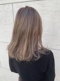 髪色はおしゃれの基本外国人風カラーでおしゃれも魅力もアップhair