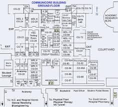 location, maps & parking health science center libraries uf Hpnp Uf Map communicore building ground floor uf hpnp map